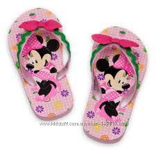 Вьетнамки флип-флопы Disney, размер 7-8 US
