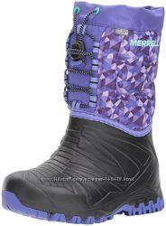Сапоги Merrell Waterpoof Snow Boot, размер 3 US