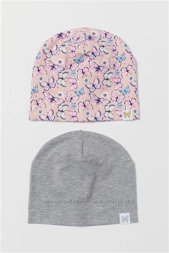 Набор деми шапок H&M