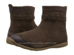 Демисезонные замшевые ботинки Stride Rite Patricia