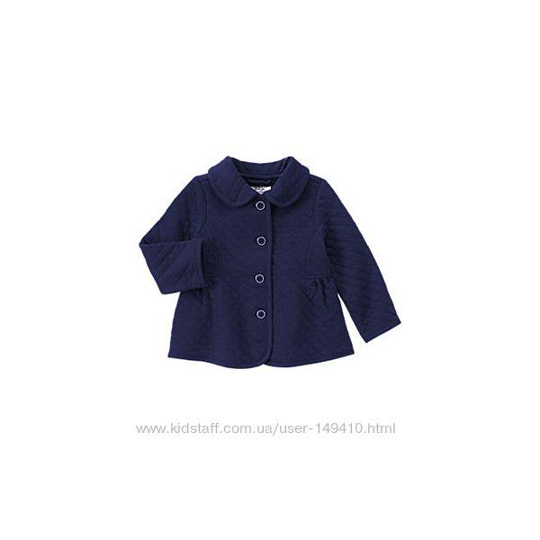 Утепленный жакет пиджак Gymboree, размер 12-24