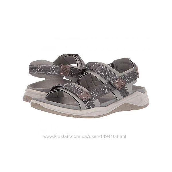 Фирменные босоножки сандалии Ecco X-trinsic Sandal. Оригинал.