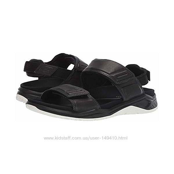 Кожаные босоножки сандалии Ecco X-trinsic Sandal. Оригинал.