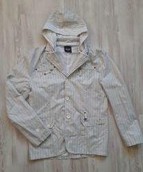 Стильный куртка-пиджак XL