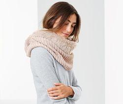 Женские теплые шарфы TCM Tchibo