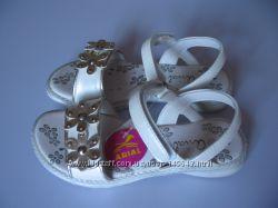 Босоножки сандалии золото размер 32 новые