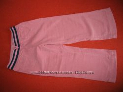 Вельветовые штаны GEORGE с сердечками на 3-4 года