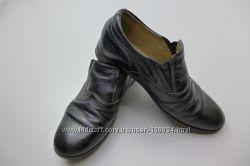 Туфли в школу для мальчика - Красивые и удобные - Кожа - размер 34
