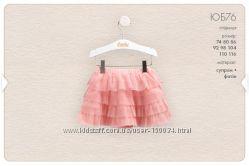 Акция - Нарядная юбка из фатина  тм Бемби юб76- размеры с 86 по 116