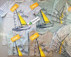 Акция. Классные футболки тм Бемби - размеры 128, 134, 140