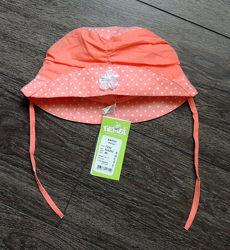 Акция - Классная легкая панамка тм Бемби на 48 см для девочки