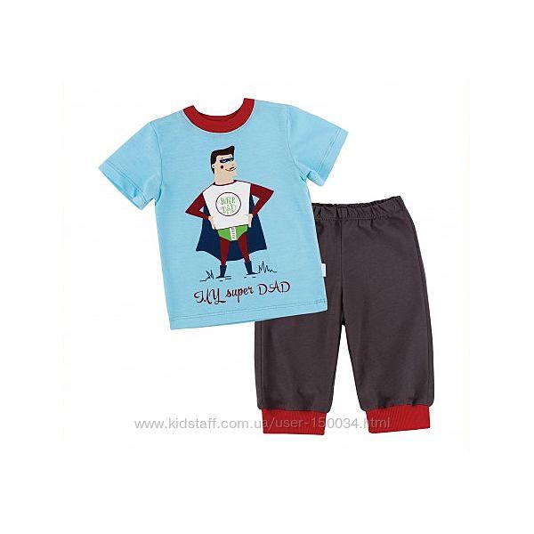 Пижамки - летние костюмы тм Бемби пж44 - р.86-134