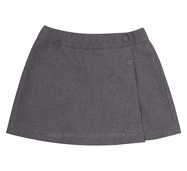 Классная юбка-шорты 2 цвета тм Бемби - юб107 - Школа-садик