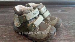 димисезонние ботиночки Lapsi, новые  21р