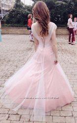 Платье нарядное выпускное свадебное вечернее