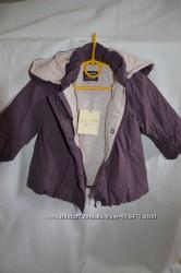 куртка новая на девочку 74 см