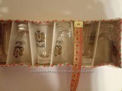 стаканы, рюмочки
