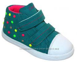 Распродажа Красивенные демисезонные ботинки, кроссовки для девочек.