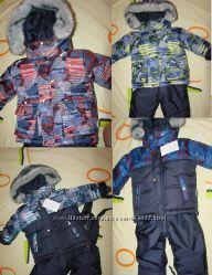 Акция-распродажа Зима 2020 Теплые зимние костюмы для мальчиков