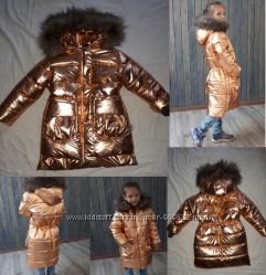 Зима 2020 Качественные зимние теплые курточки-пальто-парки на девочек