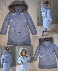 Новинки 2020 Качественные зимние куртки, пальто, парки, пуховики на девочек