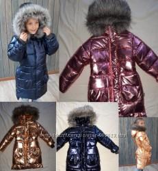 Зима 2020 Зимние качественные куртки-пальто-парки- пуховики для девочек