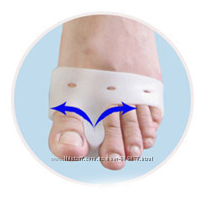 Фиксатор для лечения косточки на ноге, разделитель первого и второго пальц