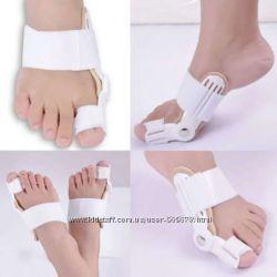 Фиксатор Вальгусная Шина 3 вида лечение косточки на ноге, бандаж от подагры