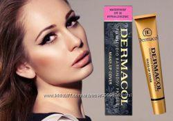 Тональный крем DERMACOL  Make-Up Cover, дермакол  Чехия