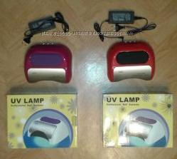 Профессиональная Led лампа для сушки ногтей гель лака 48Вт CCF LLED гибрид