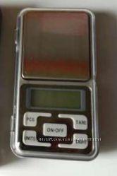 Профессиональные электронные ювелирные медицинские карманные весы  Домотек