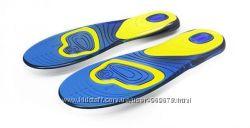 Гелевые стельки для обуви шоль scholl  женские и мужские