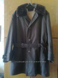 Продам полу-пальто на меховой подстёжкеРумыния