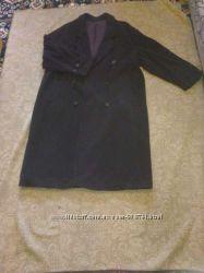 Брендовое кашемировое пальто Vuldi размер 50