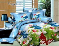 Детское, подростковое постельное белье Разные расцветки, хорошая цена