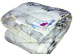 Одеяла - шерсть, бамбук, холлофайбер, пуховые, верблюжья шерсть.