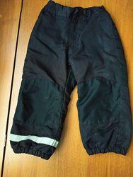 Зимние штаны H&M, 2-3г, 98 см.