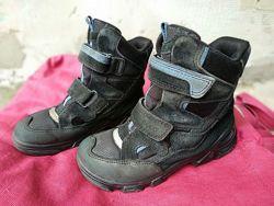 Зимние термо ботинки ECCO р. 31, мембрана Gore-tex