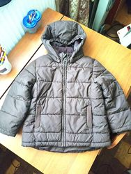 Зимняя куртка на 5-6 лет, р. 116, H&M