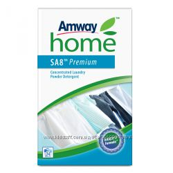 Концентрированный стиральный порошок 1 кг AMWAY HOME SA8 Premium