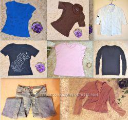 Пакет одежды женской размер S-M, весна-лето. Цена за всё