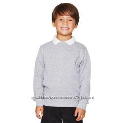 Свитшот-свитер для школы Top Class 7-8 лет
