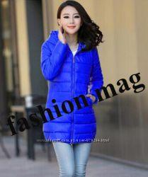 Зимняя стильная куртка в наличии