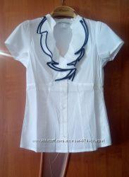 Белая блузка bonprix