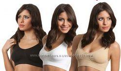 Женские бюстгальтеры по принципу А-БРА новые три цвета.