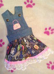Нарядные платья для Йорка и других мелких пород собак