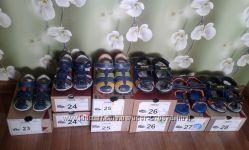 Босоножки, сандали на мальчика р. 23-28