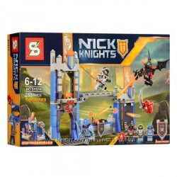 Конструктор детский Nexo Knights SY574