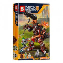 Конструктор детский SY573 Nexo Knights