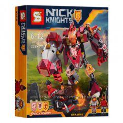 Конструктор детский SY572 Nexo Knights